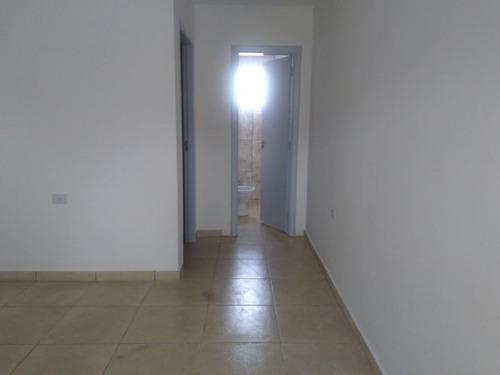 apartamento em chácara agrindus, são paulo/sp de 40m² 1 quartos para locação r$ 700,00/mes - ap181326