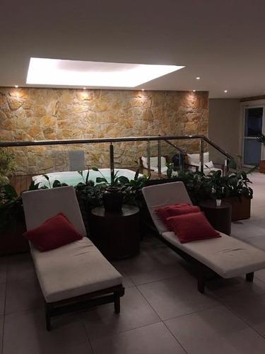 apartamento em chácara santo antônio, são paulo/sp de 65m² 2 quartos à venda por r$ 550.000,00 - ap180043