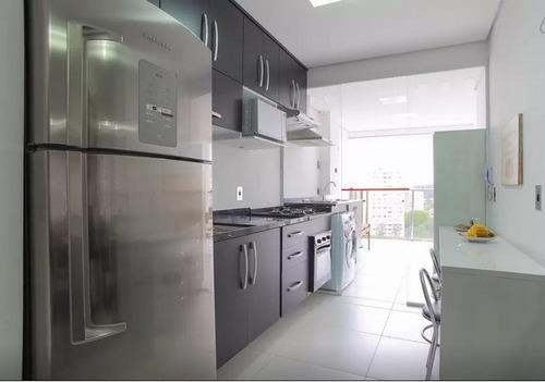 apartamento em chácara santo antônio (zona sul), são paulo/sp de 75m² 2 quartos à venda por r$ 1.050.000,00 - ap173868