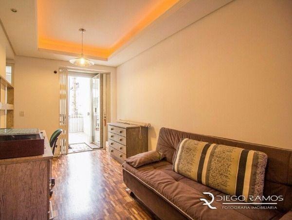 apartamento em cidade baixa com 1 dormitório - nk17134