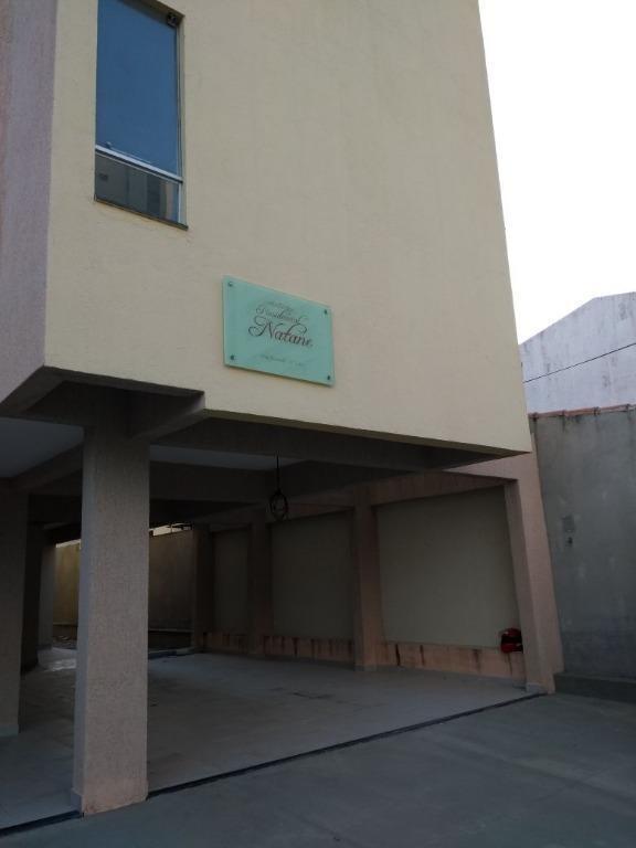 apartamento em cidade verde, parnamirim/rn de 57m² 2 quartos à venda por r$ 138.000,00 - ap552022