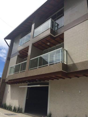 apartamento em cônego, nova friburgo/rj de 160m² 3 quartos à venda por r$ 750.000,00 - ap215557