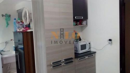 apartamento em condomínio a venda na vila são josé (cidade dutra). - 31