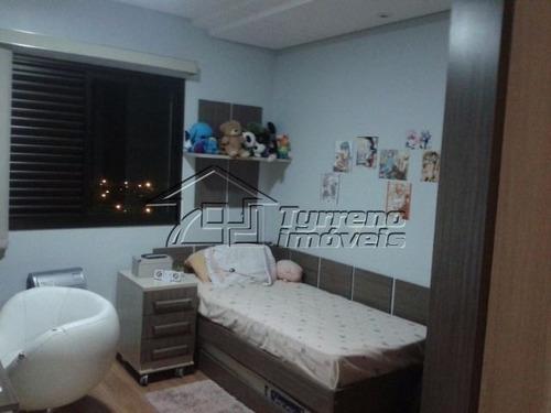apartamento em condomínio clube - ótimo, com móveis planejados -aceita permuta por casa jd. esplanada