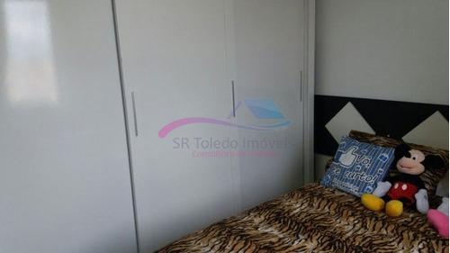 apartamento em condomínio cobertura para venda no bairro vila granada, 2 dorm, 0 suíte, 1 vagas, 70 m - 83