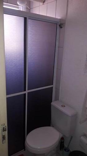 apartamento em condomínio em itanhaém ref 4348