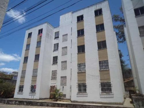 apartamento em condomínio fechado em canabrava - ref: 559233