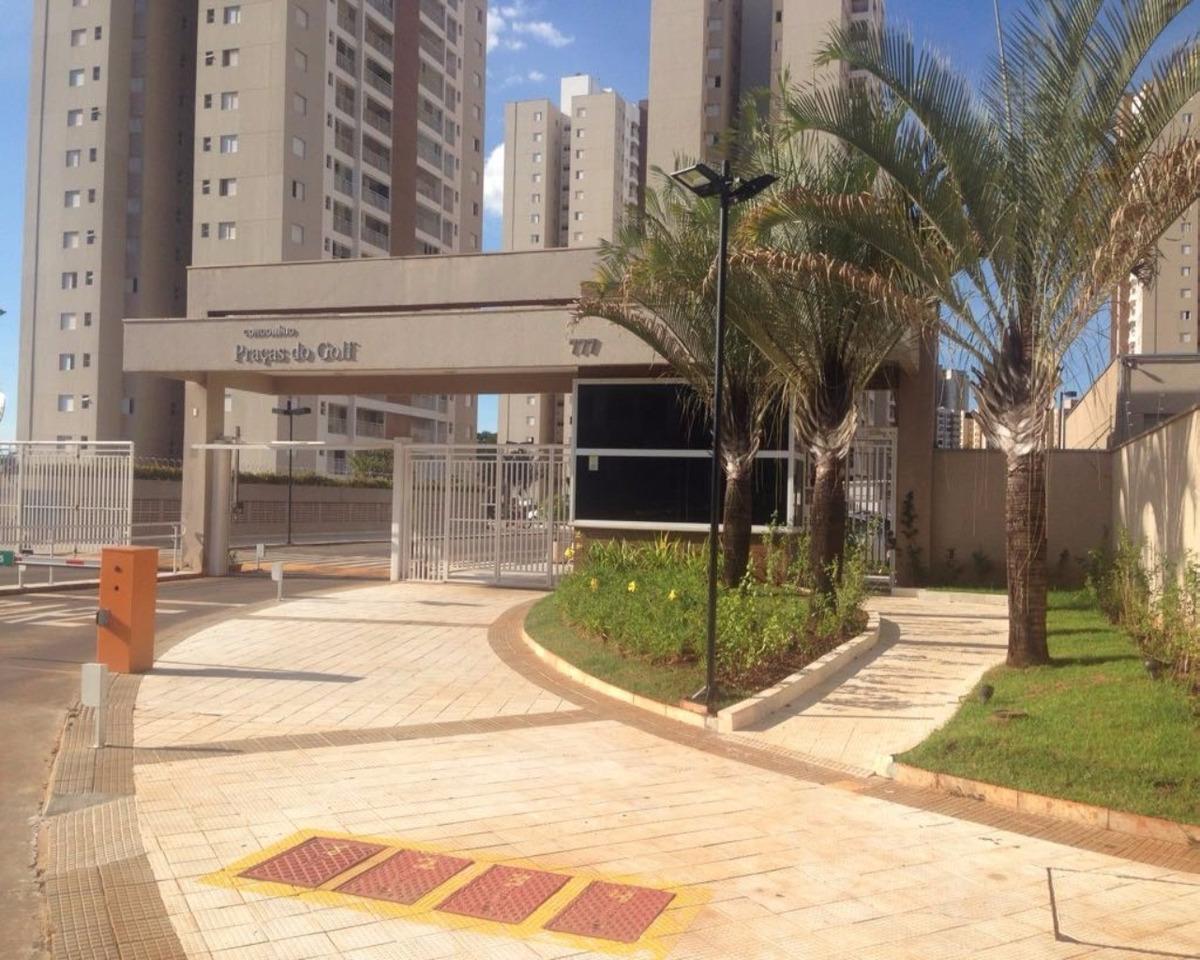 apartamento em condomínio fechado na zona sul de ribeirão preto, em frente ao shopping iguatemi, próximo, escolas, drogarias, mercados, panificadora, restaurantes, conveniências... - ap02103 - 4625866