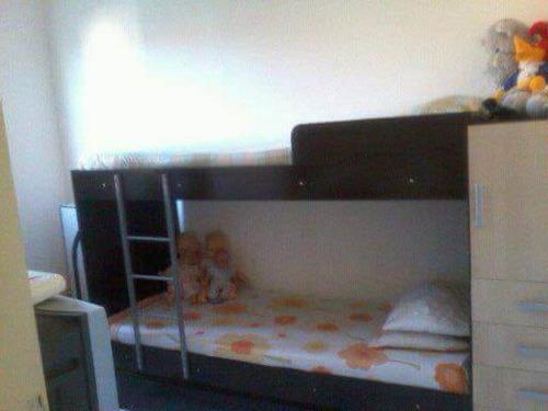 apartamento em condomínio fechado, portaria e câmeras - 4348