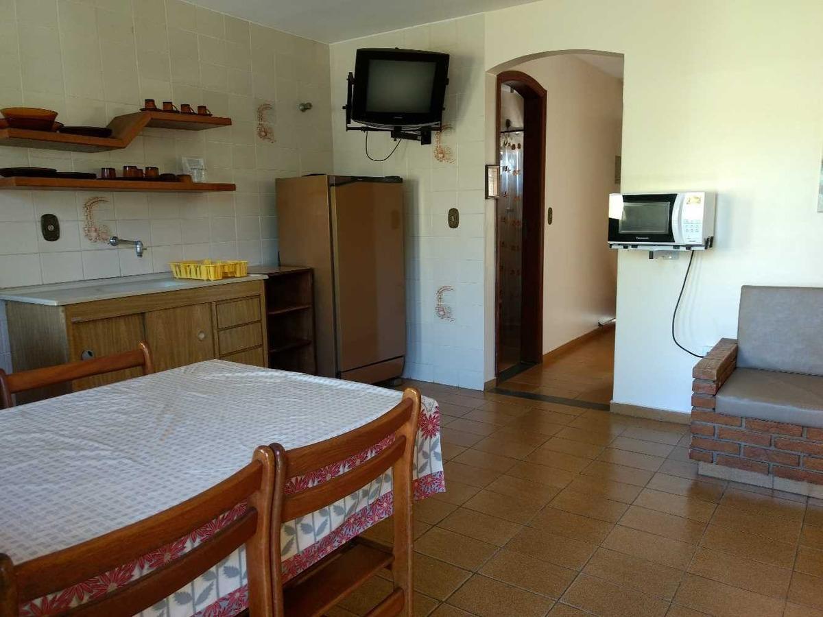 apartamento em condominio fechado - ubatuba - pr lázaro