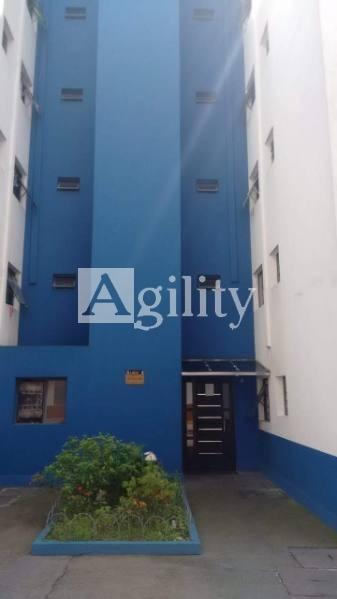 apartamento em condomínio padrão para locação no bairro vila carmosina, 2 dorm, 1 vagas, 48 m - 6903