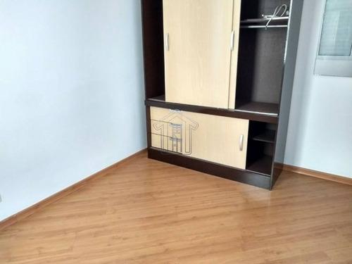 apartamento em condomínio padrão para venda no bairro campestre - 9227am