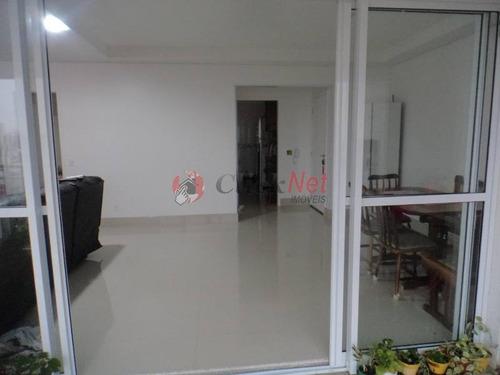 apartamento em condomínio padrão para venda no bairro centro de são bernardo - domo life - 4169