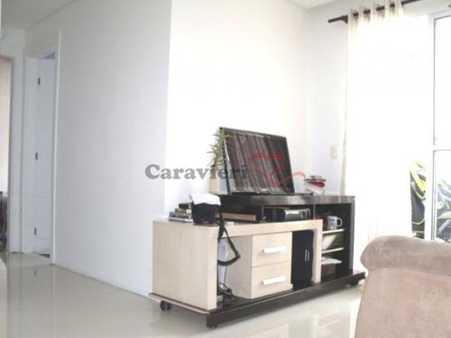 apartamento em condomínio padrão para venda no bairro guaiaúna, 2 dorm, 1 suíte, 1 vagas, 53 m - 12343
