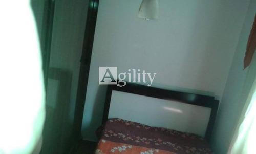 apartamento em condomínio padrão para venda no bairro jardim casa pintada, 2 dorm, 1 vagas, 44 m - 6633