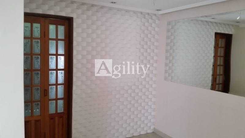 apartamento em condomínio padrão para venda no bairro jardim são miguel, 2 dorm, 1 vagas, 48 m - 7072