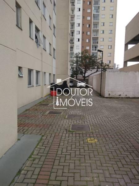 apartamento em condomínio padrão para venda no bairro mooca, 1 dorm, 1 banheiro sem vaga 33ms. - 1368d