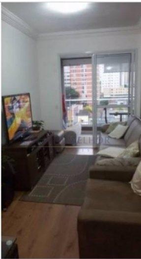 apartamento em condomínio padrão para venda no bairro vila gomes cardim, 1 dorm, 0 suíte, 1 vagas, 50 m.ap0858 - ap0858