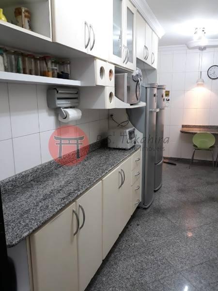 apartamento em condomínio padrão para venda no bairro vila gomes cardim, 3 dorm, 2 suíte, 2 vagas, 125 m - 4615