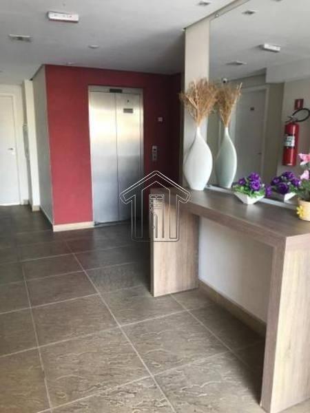 apartamento em condomínio padrão para venda no bairro vila homero thon - 1086220