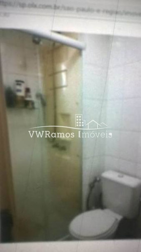 apartamento em condomínio padrão para venda no bairro vila invernada, 3 dorm, 1 suíte, 2 vagas, 78 m² - 731