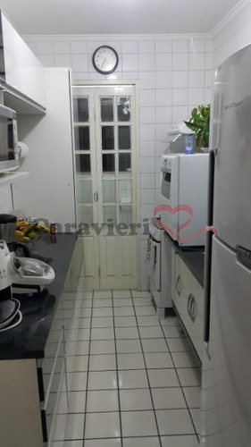 apartamento em condomínio padrão para venda no bairro vila marieta, 2 dorm, 1 vagas, 45.60 m - 12164