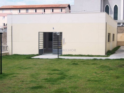 apartamento em condomínio padrão para venda no bairro vila miranda, 2 dorm,  40 e 50m2.ap0859 - ap0859