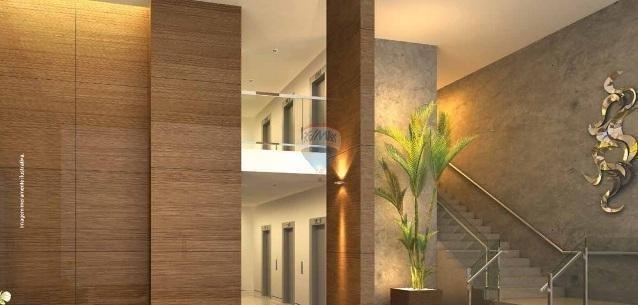 apartamento em condomínio resort 2 quartos à venda, sagrada família, belo horizonte. - ap0210