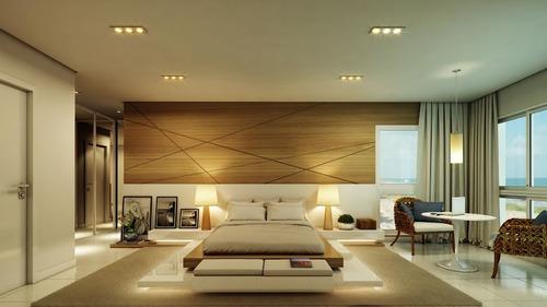 apartamento em construção, cabedelo, areia dourada, 3 e 4 st