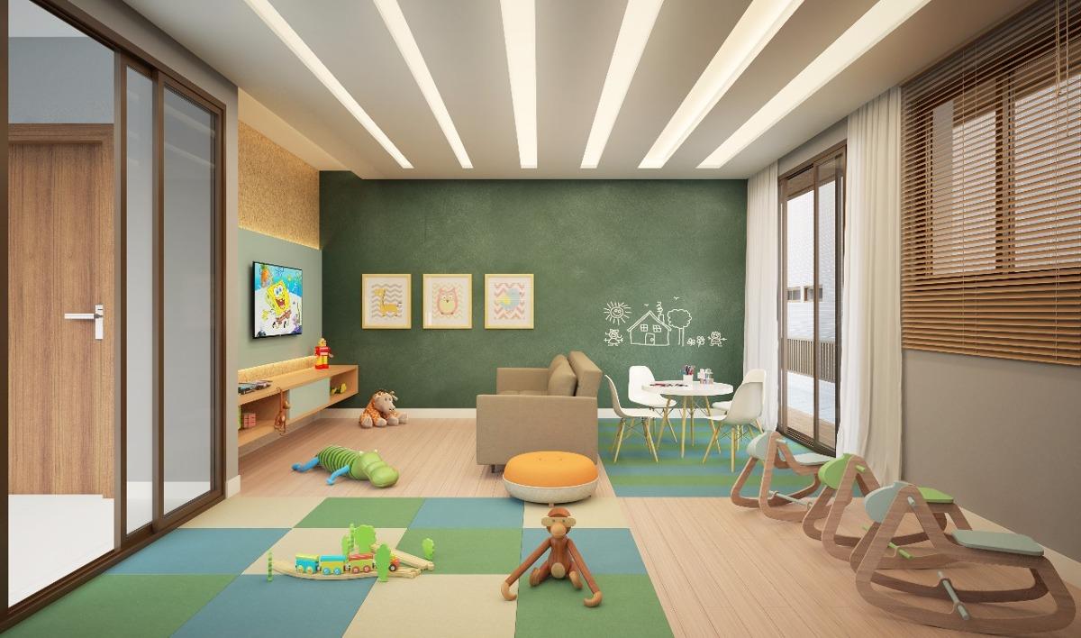 apartamento em construção, joão pessoa, bancários, 2 quartos