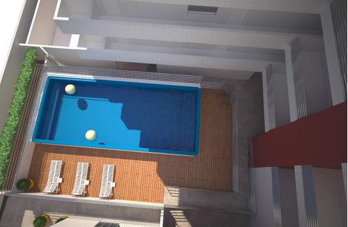 apartamento em construção, joão pessoa, cabo branco, 2 quart