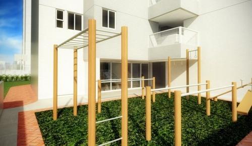 apartamento em construção, joão pessoa, estados, 2 e 3 quart