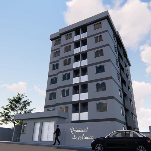 apartamento em construção no bairro salto weissbach, construtora aceita parcelamento da entrada e financiamento pelo minha casa minha vida. - 3577501