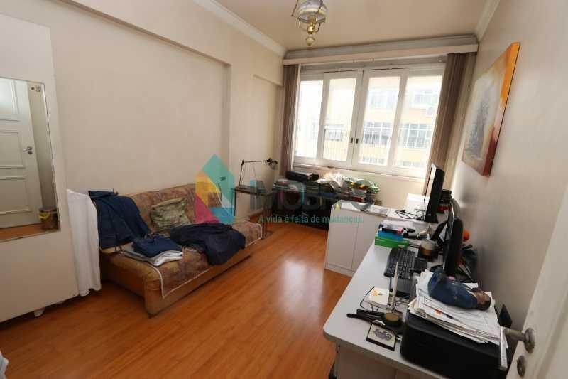 apartamento em copacabana com vaga de garagem e próximo ao metro!! - ap4536