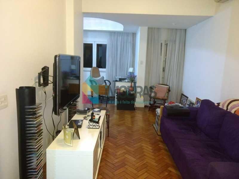 apartamento em copacabana  de 2 quartos com vaga de garagem próximo ao metrô!!! - cpap20562