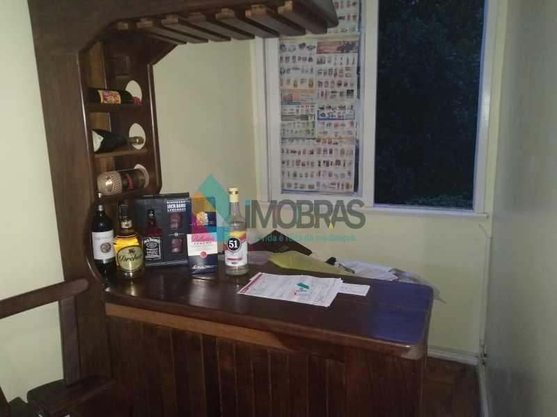 apartamento em copacabana próximo ao metro e praia,  de um quarto mais dependencia completa e área de serviço!! - cpap10630