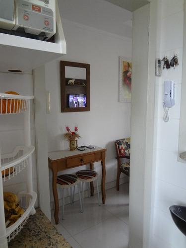 apartamento em cristal com 2 dormitórios - lu261256