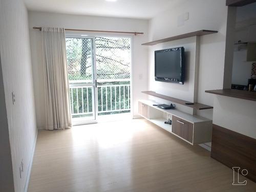 apartamento em cristal com 2 dormitórios - lu272721