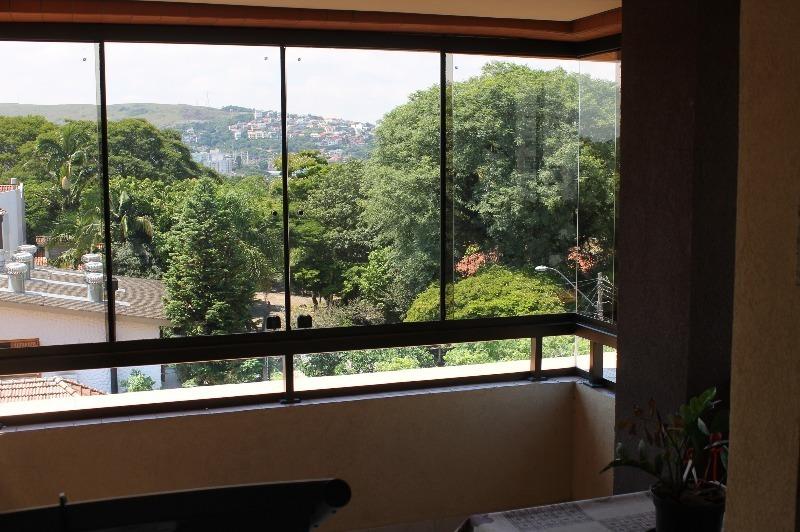 apartamento em cristal com 3 dormitórios - lu267926