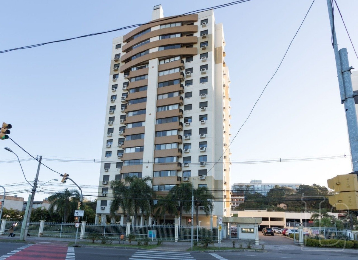 apartamento em cristal com 3 dormitórios - lu271343