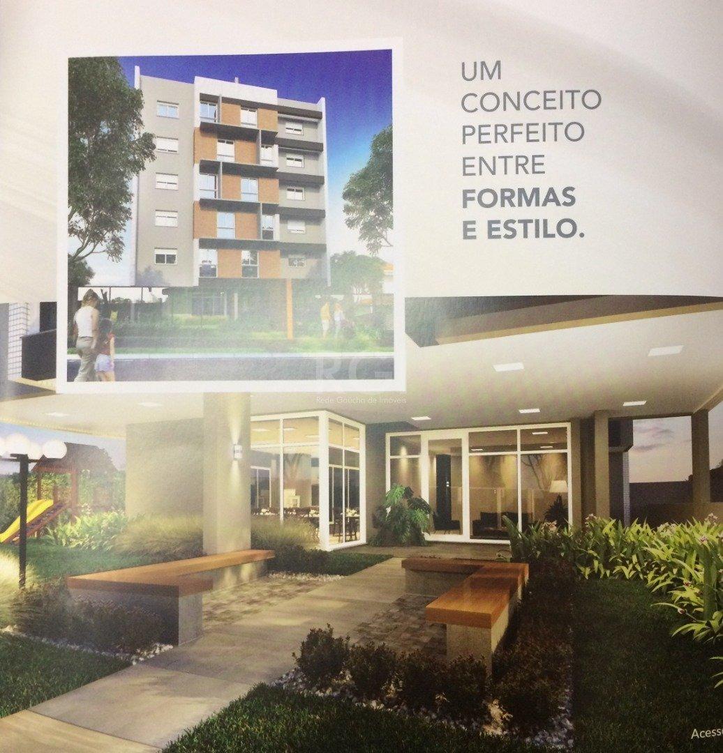 apartamento em cristal com 3 dormitórios - lu429641