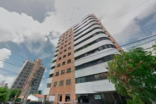 apartamento em dionisio torres, fortaleza/ce de 143m² 3 quartos à venda por r$ 650.000,00 - ap161638