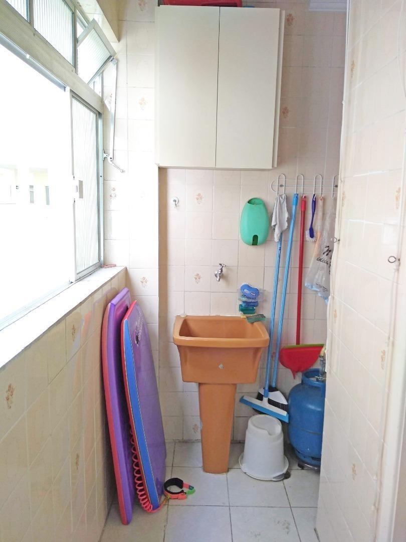 apartamento em enseada, guarujá/sp de 68m² 1 quartos à venda por r$ 190.000,00 - ap327840