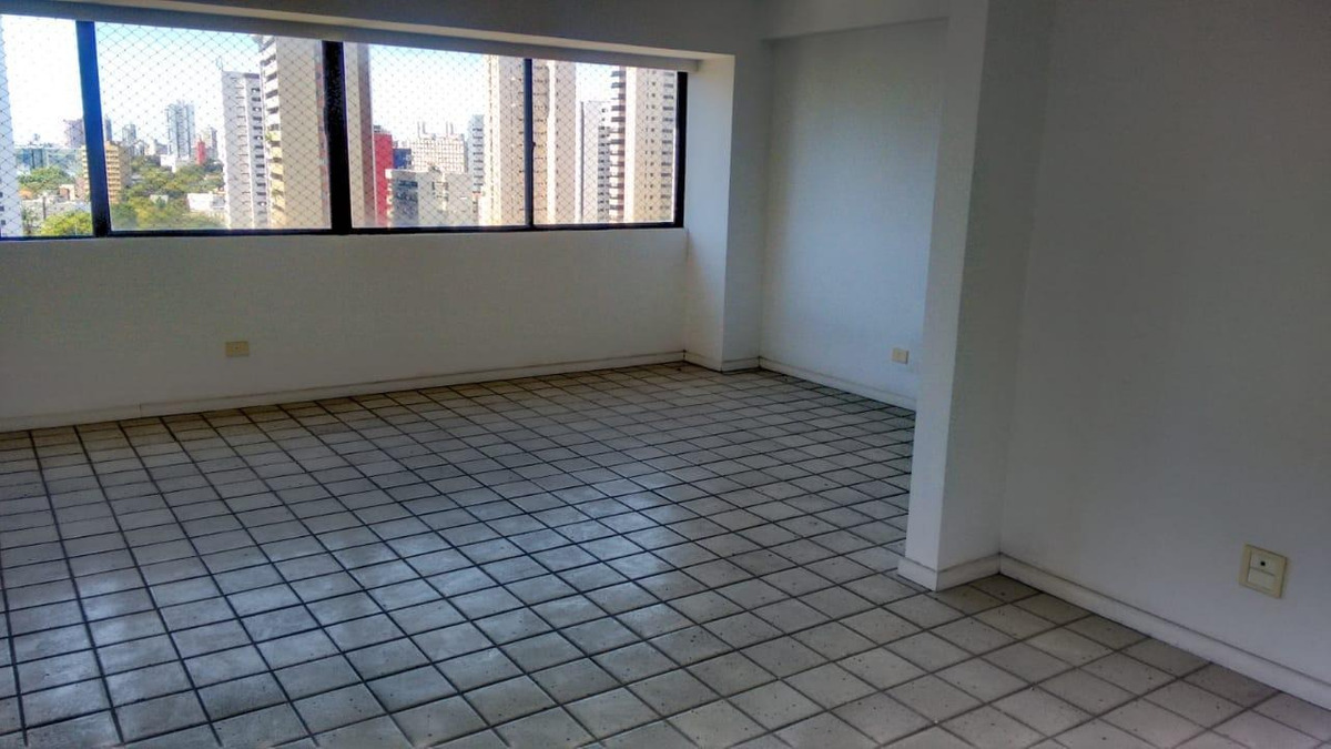 apartamento em espinheiro, recife/pe de 159m² 4 quartos para locação r$ 2.500,00/mes - ap358081