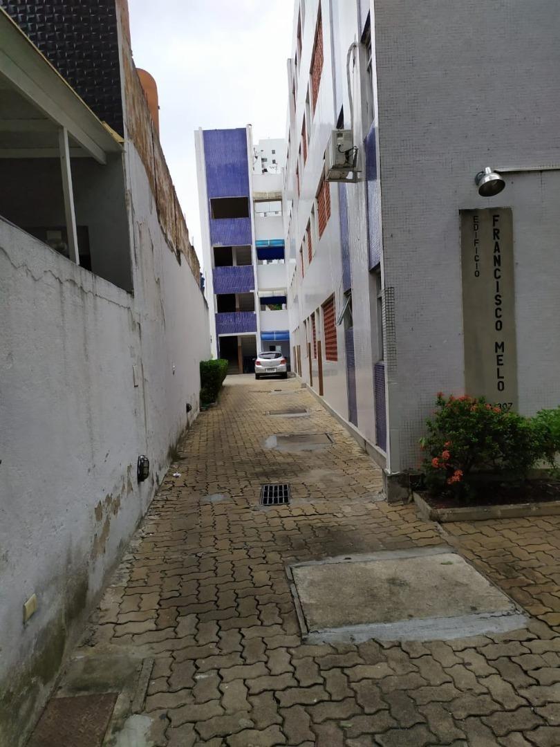 apartamento em espinheiro, recife/pe de 54m² 2 quartos para locação r$ 1.350,00/mes - ap536722