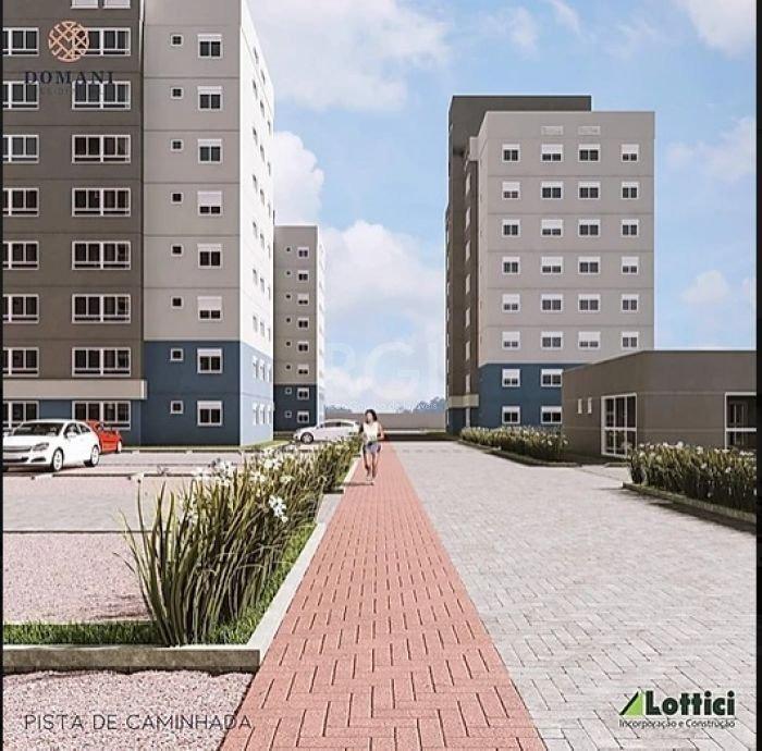 apartamento em fátima com 2 dormitórios - ev4271