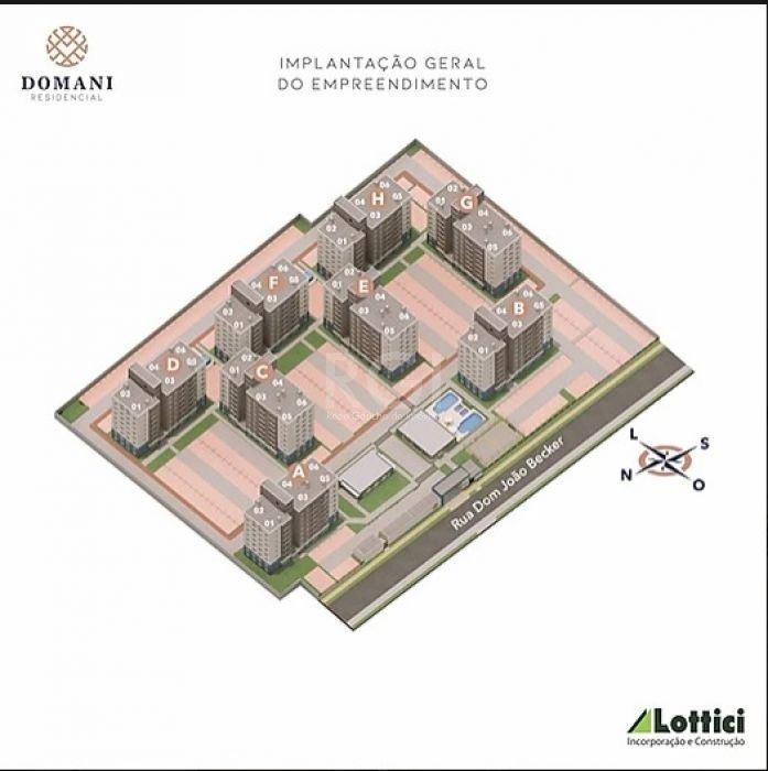 apartamento em fátima com 2 dormitórios - ev4298