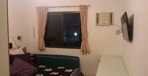 apartamento em frente ao mar, no boqueirão, 90m² e dois dormitórios - ap1000