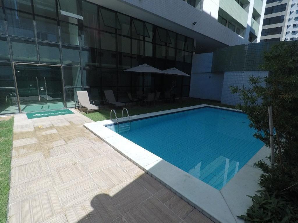 apartamento em graças, recife/pe de 36m² 1 quartos para locação r$ 1.500,00/mes - ap280296
