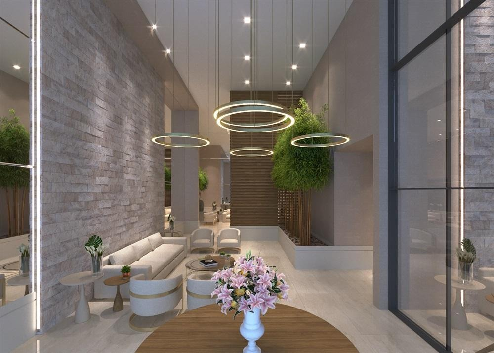 apartamento em graciosa - orla 14, palmas/to de 109m² 3 quartos à venda por r$ 578.600,00 - ap328044